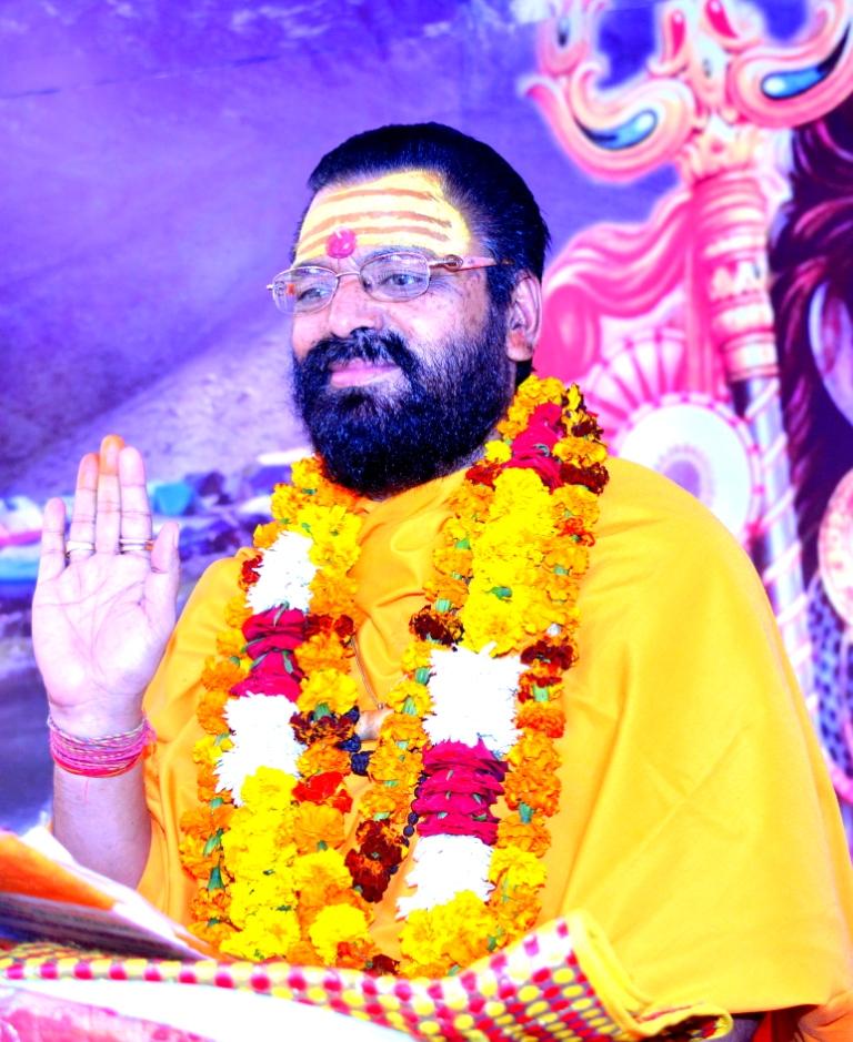 Mahant Radheyshyam Ji Maharaj